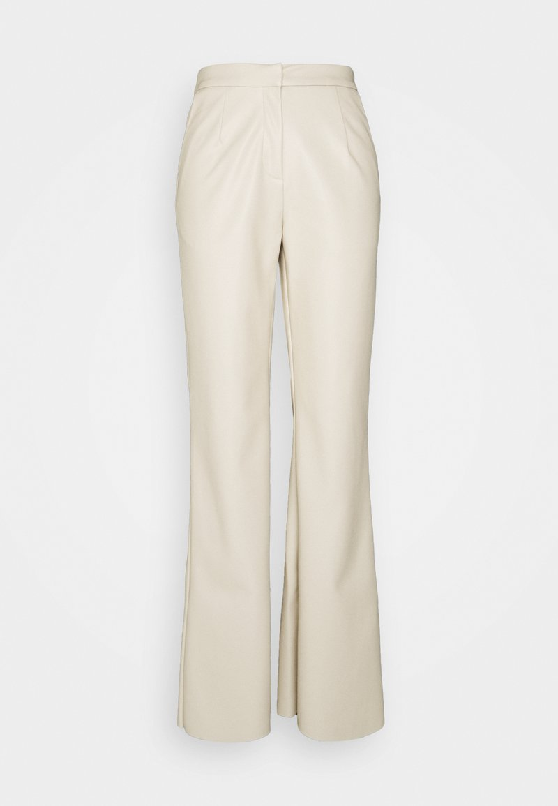 Nly by Nelly - SHAPED PANTS - Bukse - beige