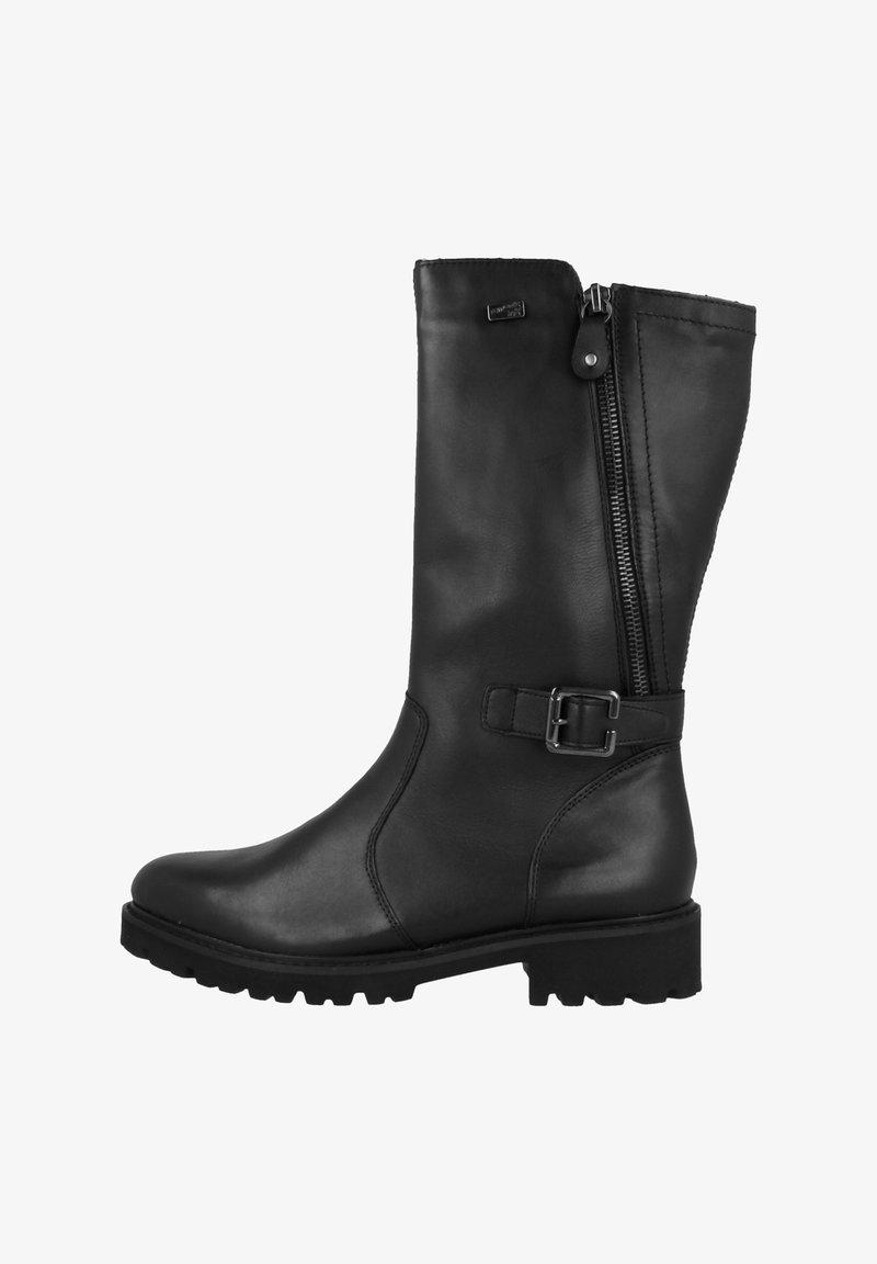 Remonte - Laarzen - black-black