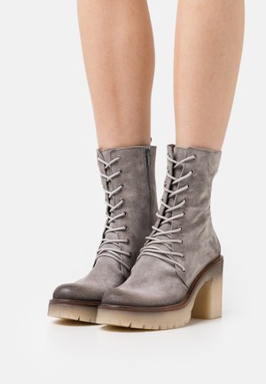 COMBI - High heeled ankle boots - marvin ice