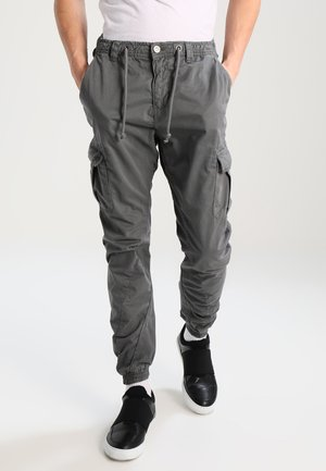 JOGGING - Cargobroek - darkgrey