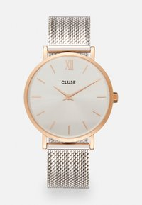 Cluse - MINUIT - Watch - rose gold-coloured/silver-coloured - 0
