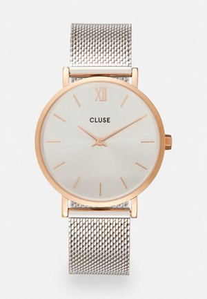 MINUIT - Klokke - rose gold-coloured/silver-coloured