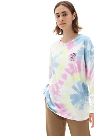 WM MASC OFF LS OVERSIZED - Long sleeved top - orchid