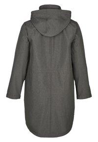 Zizzi - Outdoor jacket - dark grey - 3