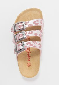 Superfit - FUSSBETTPANTOFFEL - Pantoffels - pink - 1
