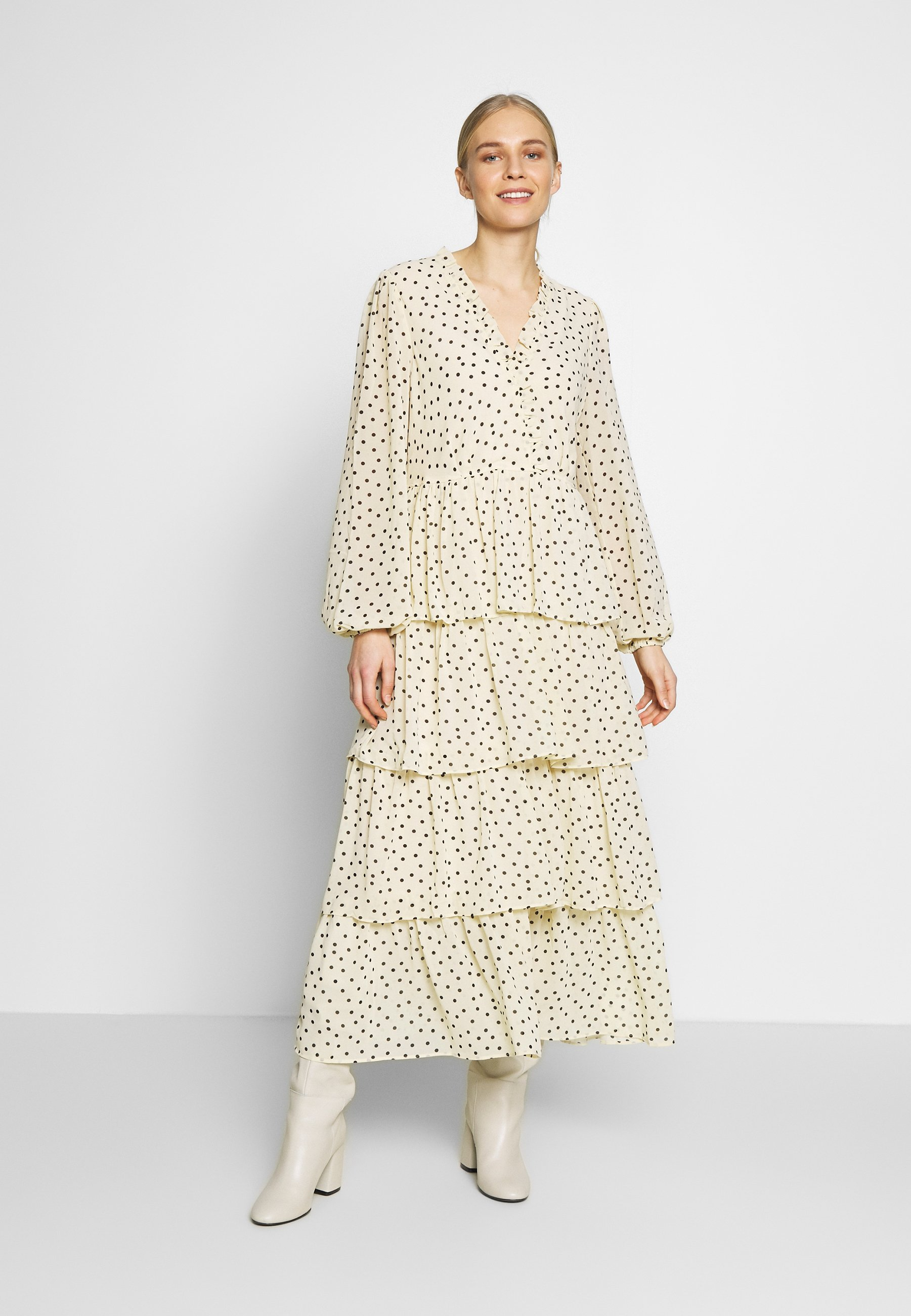 Discounts Wholesale Love Copenhagen CECILIA DRESS - Maxi dress - white swan | women's clothing 2020 vKP0Y