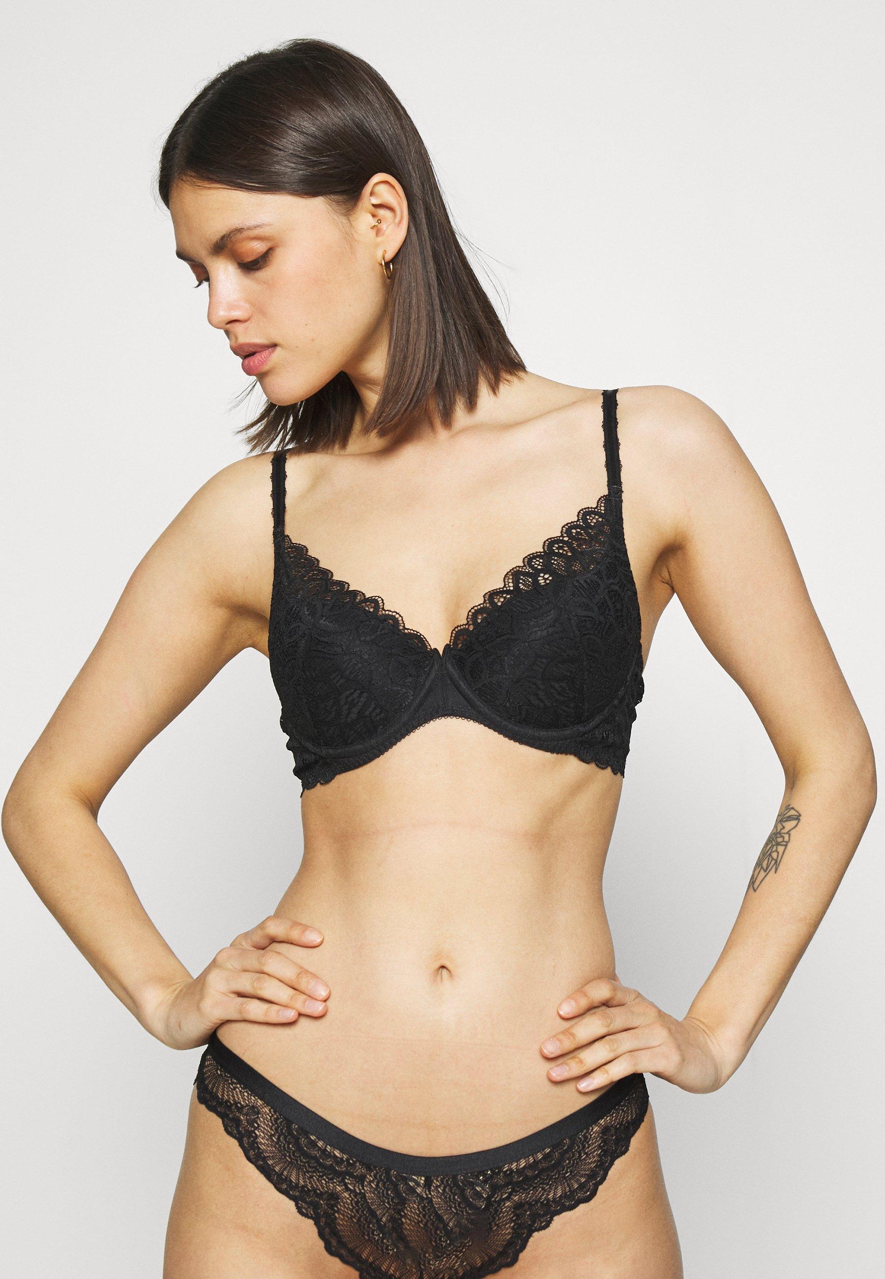 Women RAFFINE PLUNGE BRA - Push-up bra