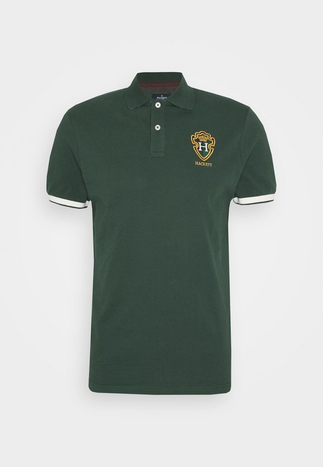 BLACKWATCH CREST - Koszulka polo - spruce