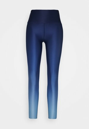 CORE POWER LEGGING - Punčochy - blue