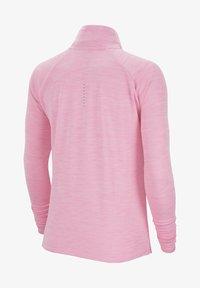pink glow/heather