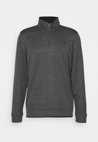 Under Armour - STORM  1/4 ZIP LAYER - Sweatshirt - black light heather - 0
