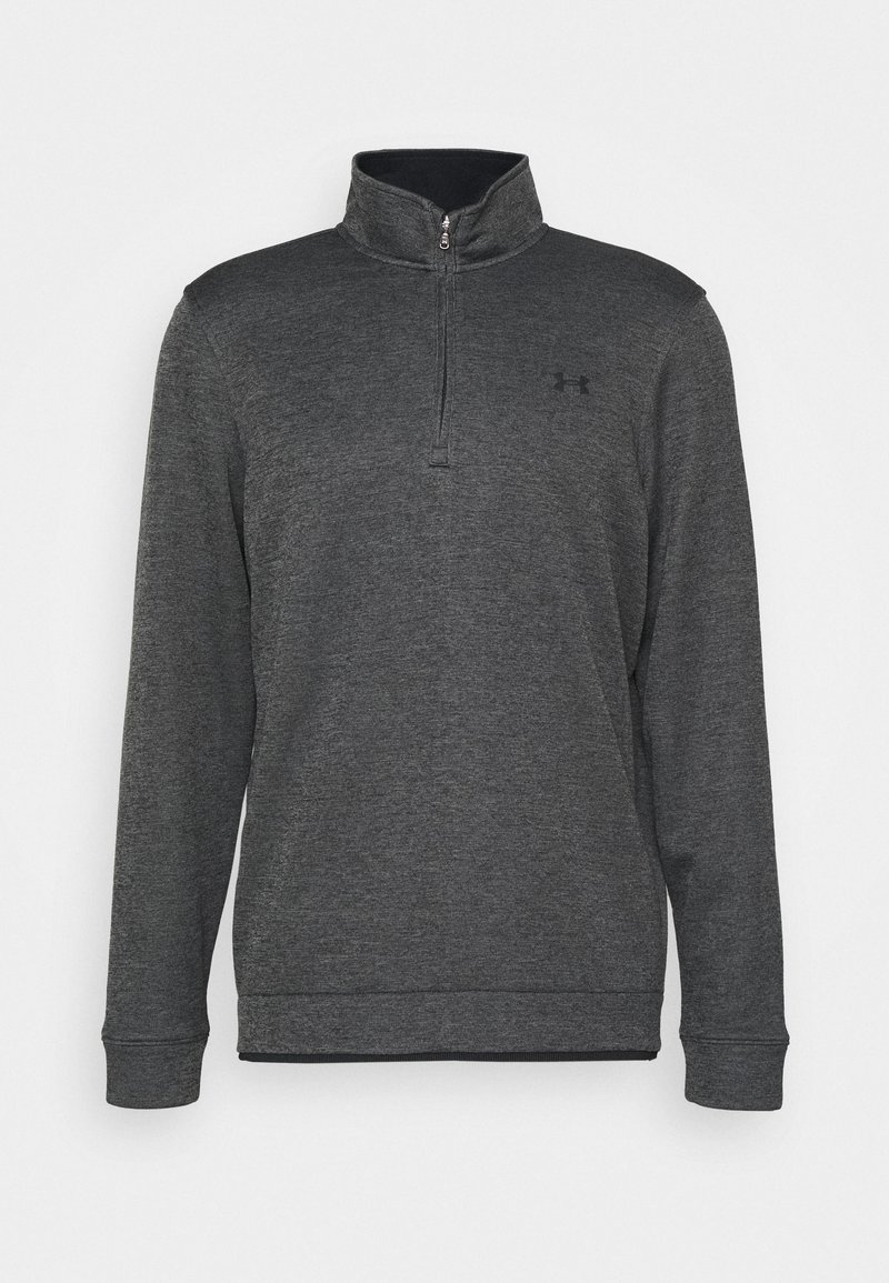 Under Armour - STORM  1/4 ZIP LAYER - Sweatshirt - black light heather