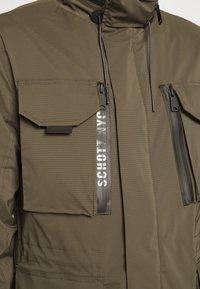 Schott - FOXTER RIPSTOP - Summer jacket - khaki - 6