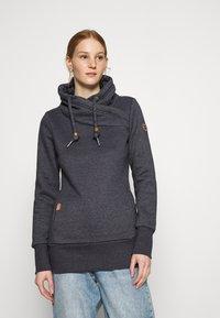 Ragwear - NESKA - Sweatshirts - navy - 0