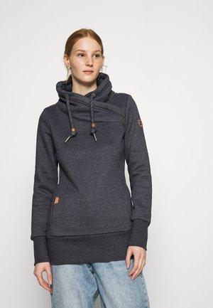 NESKA - Sweatshirt - navy