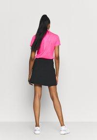 Nike Golf - VICTORY SOLID SKIRT - Sports skirt - black/dust - 2