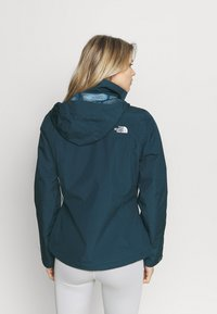 The North Face - SANGRO JACKET - Hardshell jacket - montery blu dark heather