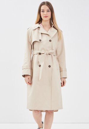 Trenchcoat - sable