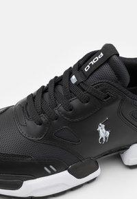 Polo Ralph Lauren - Trainers - black - 5