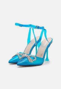 BEBO - BEAUTY - Klasické lodičky - blue - 2