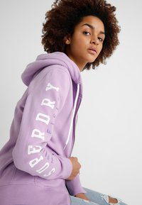 Superdry - Zip-up hoodie - purple - 3