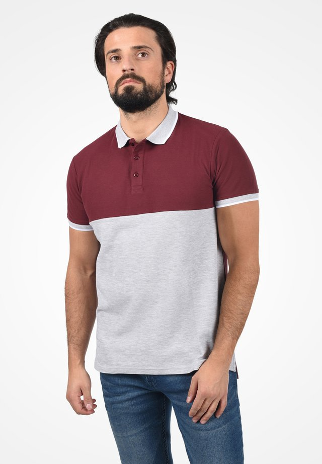 Polo - wine red