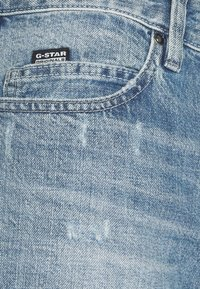 G-Star - ALTO HIGH STRAIGHT - Straight leg jeans - sun faded ice fog - 5