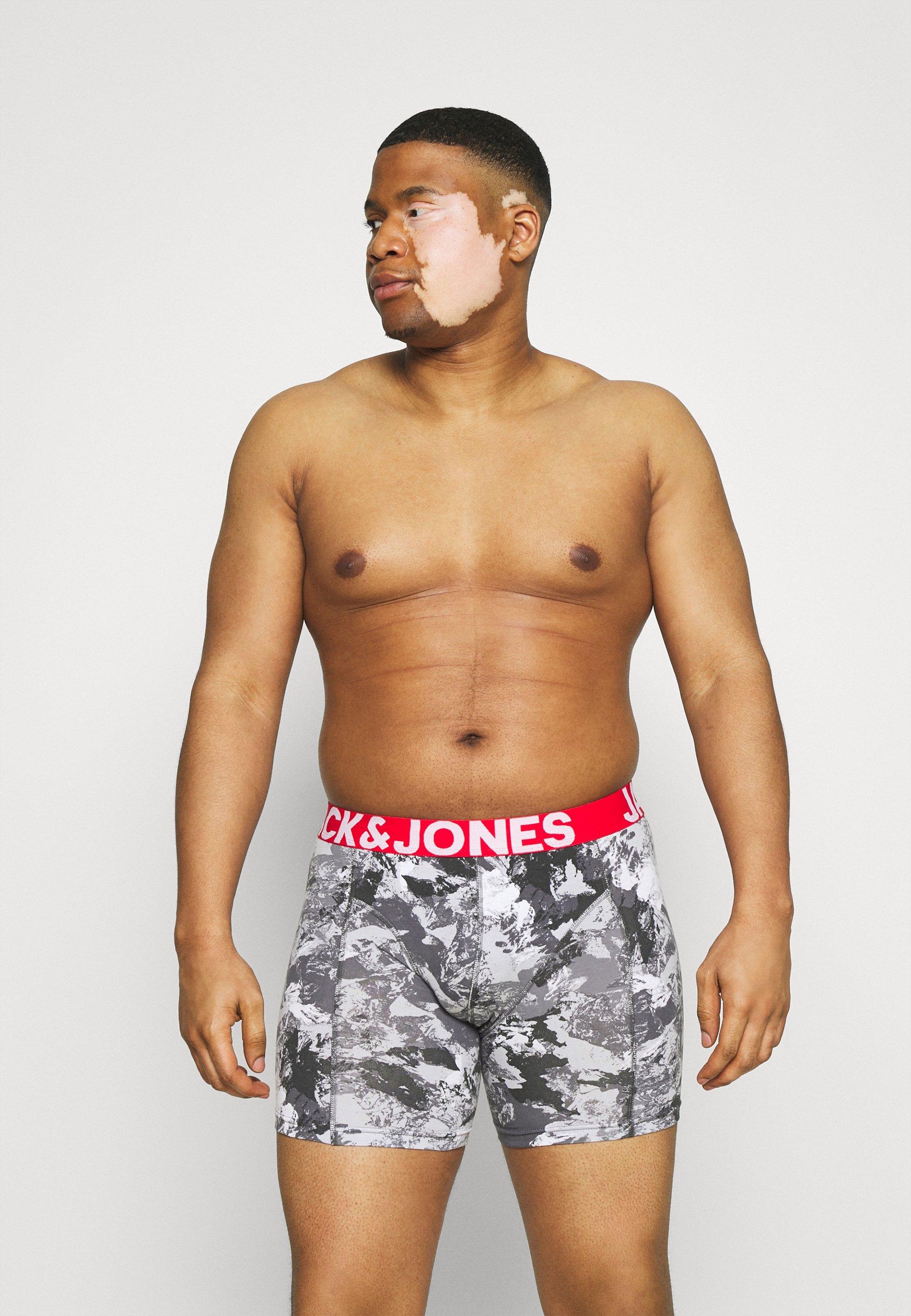 Men JACCORE CAMO TRUNKS 3 PACK  - Pants