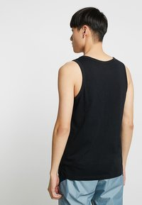Nike Sportswear - CLUB TANK - Top - black