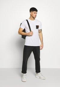 Nerve - NEPAL TEE - Print T-shirt - white - 1