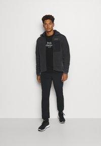 Norrøna - TROLLVEGGEN THERMAL PRO JACKET - Fleece jacket - black - 1