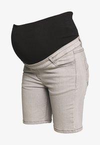 bellybutton - BERMUDAS - Short en jean - grey denim - 3