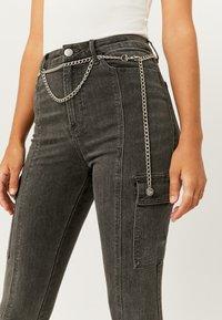 TALLY WEiJL - Jeans Skinny Fit - gry - 3