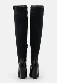 Anna Field - LEATHER - High heeled boots - black - 3