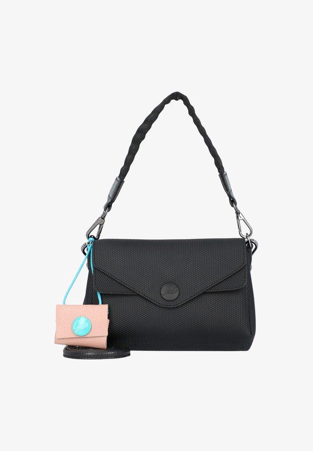 CLAUDIA HANDTASCHE 18 CM - Handbag - nero