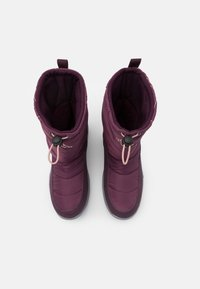 Kappa - CESSY TEX UNISEX - Winter boots - purple/rosé - 3