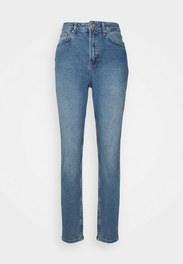 MOM  - Jeans baggy - light blued