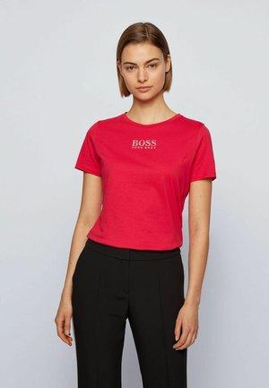 DELAWARE - Print T-shirt - pink