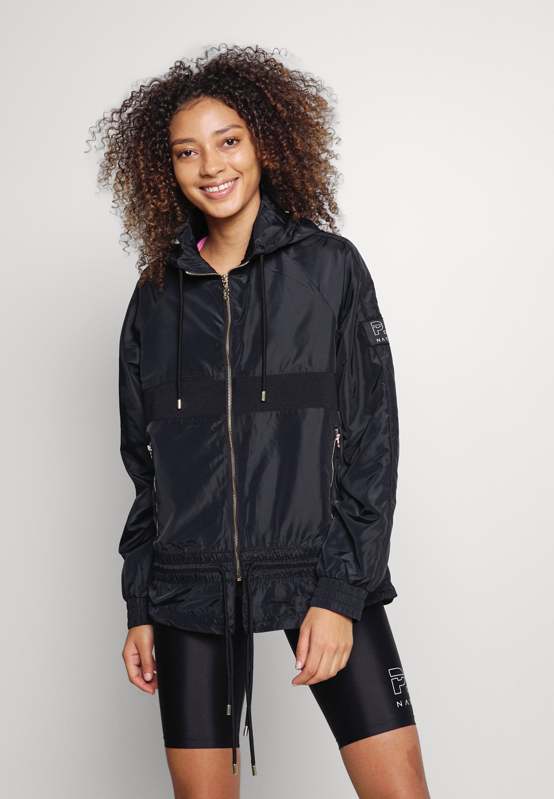 Women ENDURANCE JACKET - Training jacket