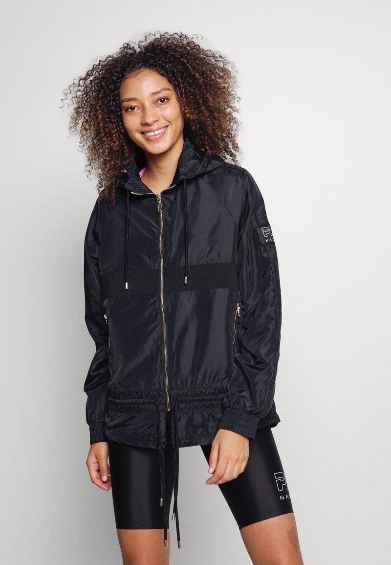 P.E Nation - ENDURANCE JACKET - Sportovní bunda - black