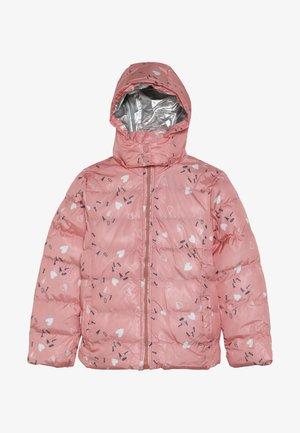 SMALL GIRLS JACKET - Winter jacket - flamingo pink