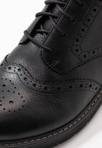 Clarks - WITCOMBE FLO - Lace-up ankle boots - black - 2