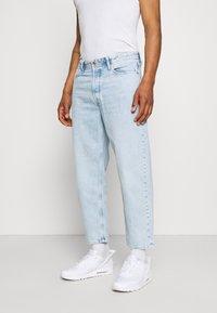 Jack & Jones - JJIROB JJORIGINAL  - Straight leg jeans - blue denim - 0