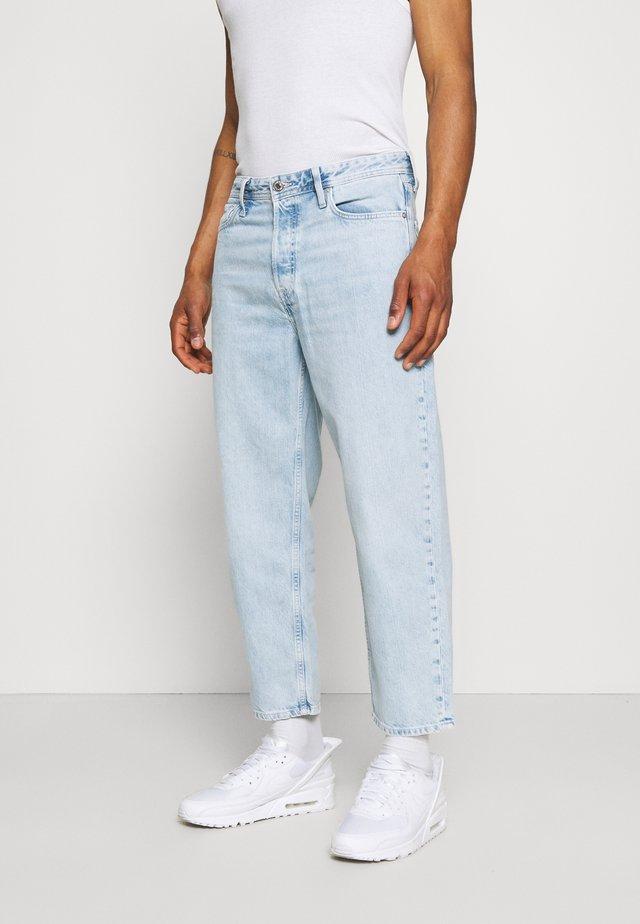 JJIROB JJORIGINAL  - Jeans straight leg - blue denim
