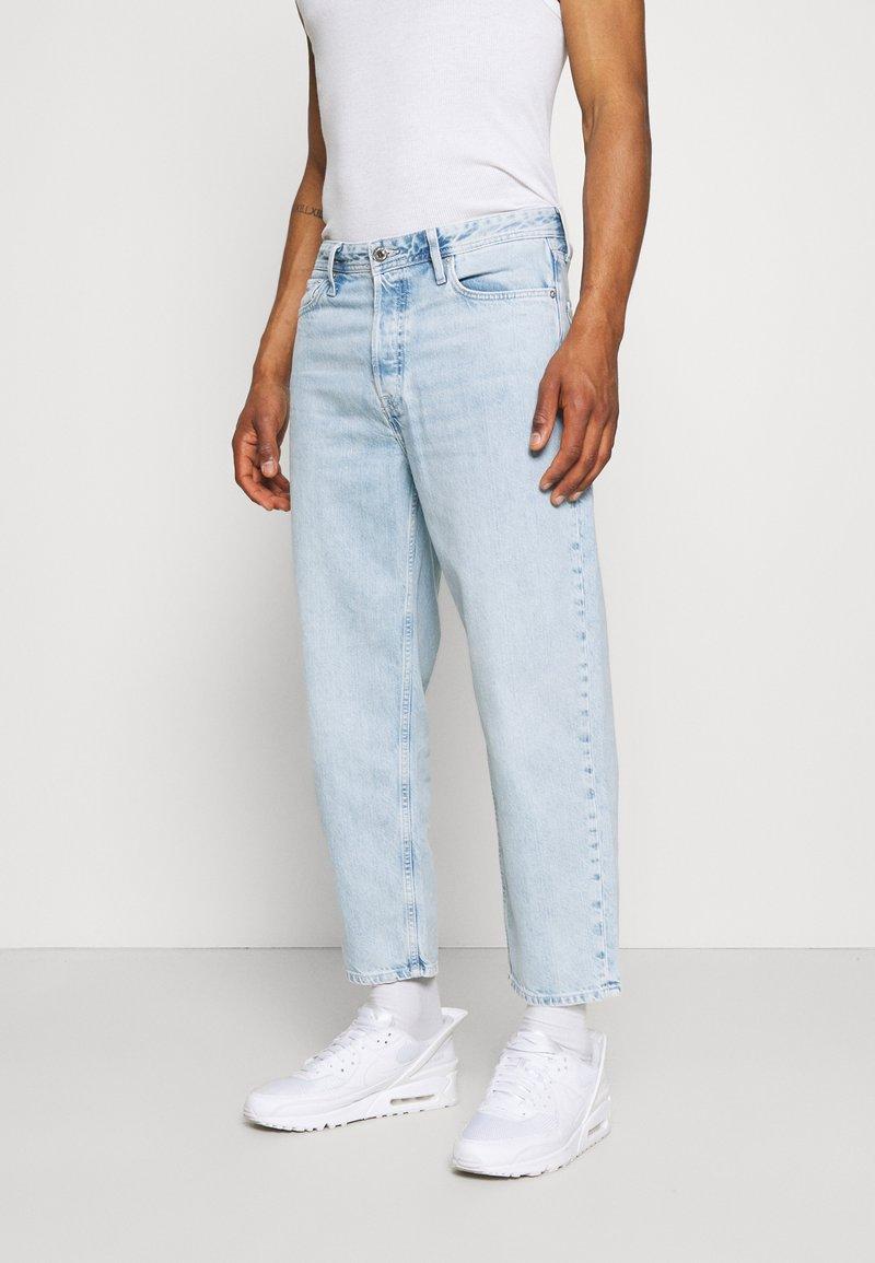 Jack & Jones - JJIROB JJORIGINAL  - Straight leg jeans - blue denim