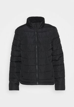 PUFFER JACKET - Light jacket - true black