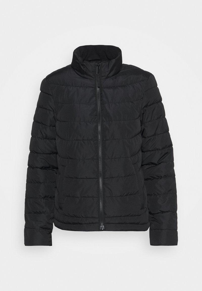 GAP - PUFFER JACKET - Light jacket - true black