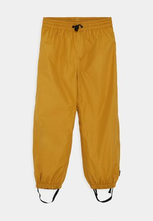 WAITS - Pantalones impermeables - honey