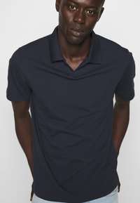 Filippa K - SOFT - Polo shirt - deep blue - 4