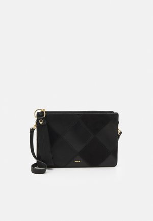 HAND BAG ROMEO - Handbag - black